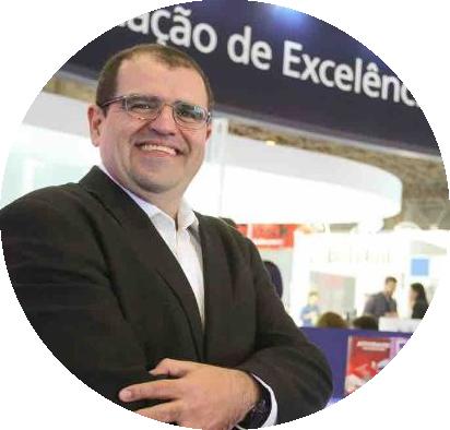Ademar Celedônio, Diretor de Ensino e Inovações Educacionais do SAS