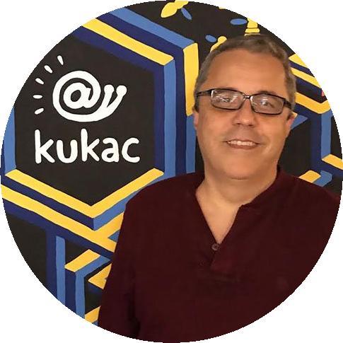 Roberto Francisco de Souza, Founder & CEO da KUKAC